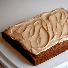 Bourbonnatrix Bakes: carrot cake with cinnamon cream cheese frosting