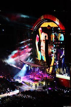 Robbie Williams - Take The Crown Stadiums Tour - Milano San Siro 2013