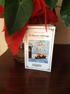 EL DOCTOR ZHIVAGO/ Boris L. Pasternack                                                  http://open.spotify.com/track/6FM7hBD6aa1C3E5a9aCvMs