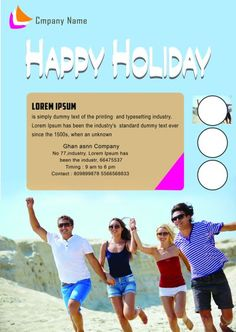 15 Best Free Holiday Flyer Templates Images Free Printables Flyer