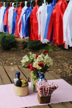 18-septiembre-2015-asado-chile-empanada-cherrytomate-21 4th Of July Decorations, Table Decorations, Fourth Of July, Bbc, Origami, Picnic, Room Decor, America, Birthday