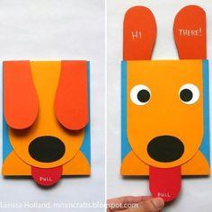 Hi there - dog card.