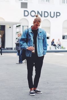 http://chicerman.com  lookbookdotnu:  FW Day 4. (by Richy Koll)  #summerlook