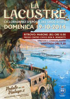 """Iseo & Franciacorta News : MARONE 19.10.14 """"La Lacustre"""" cicloraduno d'epoca ..."""