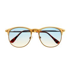 Currently inspired by: Superior Gold  Sunglasses on Fab.com