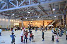 قرية الشعب بنادي الشعب- الشارقة .. Al Shaab Village in Al Shaab Club-Sharjah .. #التزلج #الامارات#الشارقة #Skating #Sharjah #UAE