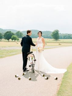 Feminine Floral-Filled Alabama Wedding Inspiration with a Getaway Bicycle – Davy Whitener 30 Wedding Exits, Tent Wedding, Our Wedding, Wedding Venues, Wedding Dresses, Best Gift Baskets, Southern Wedding Inspiration, Eclectic Wedding, Beautiful Bride