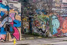 Street art: Wind Mill Lane (Dublin)
