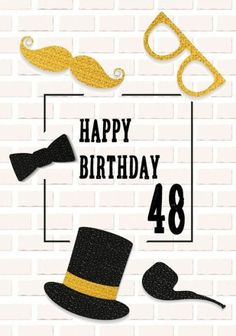 Happy Birthday Birthday Gifts For Men, Birthday Journal Notebook For 49 Year Old For Journaling Old Man Birthday, Happy Birthday Man, Birthday Greetings, Birthday Wishes, Birthday Gifts, Journal Notebook, Birthdays, Journaling, Creative