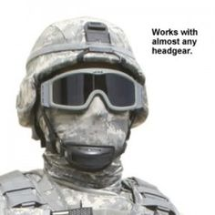 pretty sure I don't need all the military gear but this buff (neck wrap) is extremely light weight and very versitile.