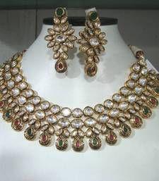 Buy Designer Set No. 1010 necklace-set online