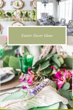 Easter Decor Ideas. Easter Tablescape. Easter Table. Easter Brunch. Easter at Home. Spring Tablescape. Easter Table Settings. At home Easter. Orchid Tree, Easter Table Settings, Friends Set, Pink Tulips, Easter Brunch, Traditional Decor, Floral Centerpieces, Easter Decor, Faux Flowers