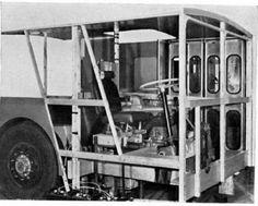 Bus Coach, Busses, Transportation, Guy