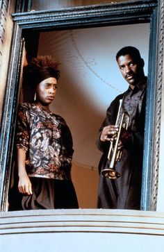 Joie and Denny. Black Love, Black Is Beautiful, Beautiful Eyes, Spike Lee Movies, Mo' Better Blues, Dope Movie, African American Movies, Black Art Pictures, Vintage Black Glamour