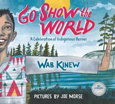 Availability: Go show the world : a celebration of Indigenous heroes / by Wab Kinew ; illustrated by Joe Morse. Heroes Book, Best Book Covers, Rap Songs, Teaching Social Studies, Nasa Astronauts, Native American History, S Pic, First Nations, Barack Obama
