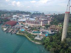 #Singapore - Santosa Island