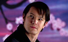 This dude kinda reminded me of Neo .... Captain Hae-Joo Chang - Cloud Atlas