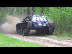 Howe & Howe Technologies - Ripsaw EV2 FB1 Luxury Super Tank [1080p] - YouTube