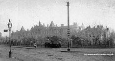 Strand Workhouse, Edmonton, c.1905