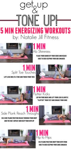Lower ABS … you've met your match! These lower ab workouts are AMAZING and help CHANGE your abdominal area for good! Do this 5 minute workout with me targeting your lower abs or lower belly pooch and no quitting allowed! Let's go!