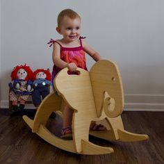Enter to win an eco-friendly rocker from Wee Rock Toy Co - $300 value