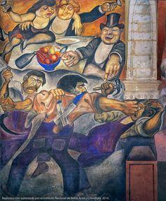 Terranova (Revista de Cultura, Crítica y Curiosidades) : José Clemente Orozco: San Ildefonso: 1923-1924 Por Alberto Espinosa