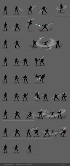ArtStation - The Technomancer - Game Play Research, Alexandre Chaudret