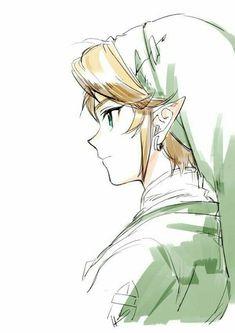 The Legend Of Zelda, Legend Of Zelda Breath, Link Zelda, Video Game Art, Video Games, Video Game Drawings, Zelda Drawing, Legend Drawing, Image Zelda