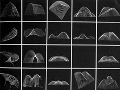Frei Otto Gridshell Catalog