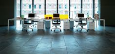 TEC  OFFICE FURNITURE Workstations