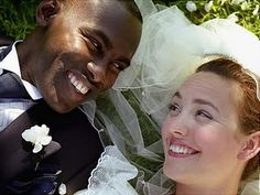 Interracial marriages.