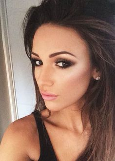 wedding makeup for brunettes best photos - wedding makeup - http://cuteweddingideas.com