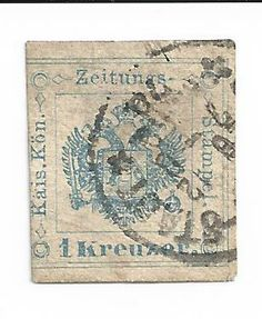 Austria PR2. This is a newspaper tax stamp. Austria taxed newspapers being mailed from foreign publishers to addresses within Austria.