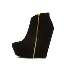 ankle booties with a dash of glam