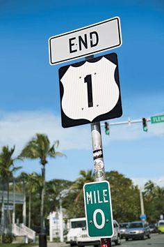- Ends at Key West. Highlights of Florida Keys Road Trip. Road Trip Florida, State Of Florida, Florida Vacation, Florida Travel, Florida Keys, Florida Beaches, Vacation Spots, Travel Usa, Usa Roadtrip