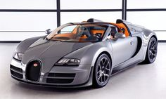 BUGATTI VEYRON 16.4 GRAND SPORT VITESSE - Sports Cars Photo ...