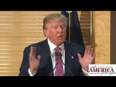 Donald Trump Q&A Press Conference In Charleston, South Carolina ( 2-15-'...