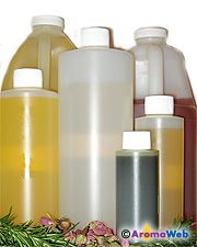 Carrier Oils: Detailed carrier oil (vegetable oil) information including properties for 24 carrier oils used in aromatherapy.