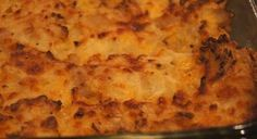 Hashbrown Casserole Here are some favorite quick and easy recipes from military wives! On the bottom of the list I have 20 top ingredients that turn into 20 recipes and all my favorite recipes from web pages.