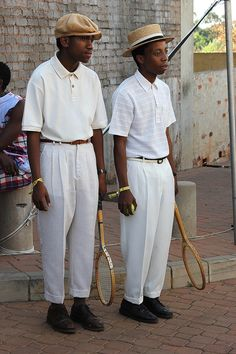 Sartist(s): Kabelo Kungwane & Wanda Lephoto First They Came, African Fashion, Panama Hat, Street Style, Style Inspiration, Mens Fashion, Black And White, Dandy, Lions