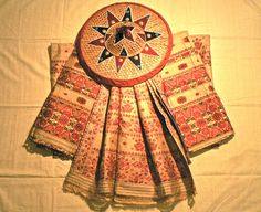 24e8a1430 Jaapi-the round hat made from cane palm leaf and bamboo. with Assamese  traditional dress- Mekhela Chador.