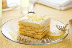 Nonna's Limoncello Tiramisu - Delicious! Lemon Curd, Fresh Lemon Juice, Lemon Tarts, Tiramisu Fruits, Finger Cookies, Lemon Filling, Confectioners Sugar, Granulated Sugar, Summer Recipes