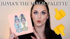Juvia's Place The Magic Palette - Review and Swatches