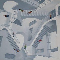 Opportunity - Escher