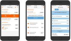 ING app voorspelt waar je komende maand geld aan uit gaat geven  Dankzij de apps van banken heb je tegenwoordig altijd en overal inzicht in het saldo van je rekening en je bij- en afschrijvingen. Is de hypotheek afgeschreven? Even checken in de app. Is je salaris al binnen? Even checken in de app. Waar is al mijn geld gebleven? Even checken in de app. Maar hoe handig zou het zijn als je ook kunt zien welke afschrijvingen er binnenkort plaatsvinden en waar je waarschijnlijk geld aan uit gaat…