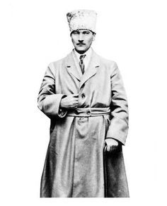 Atatürk Heyet-i Temsiliye ile Ankara'ya Geldiği Günlerde Republic Of Turkey, The Republic, Turkish Army, The Turk, Great Leaders, Hero, History, Poster, Historia
