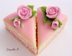 Genyouchka.M:La vie en rose miniature