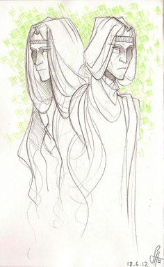 freyja   Freyr-brother and sister