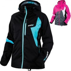 FXR Racing Venture Lite Trilaminate Womens Skiing Snowmobile Jackets