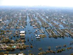 New Orleans City Planning - Flood mitigation